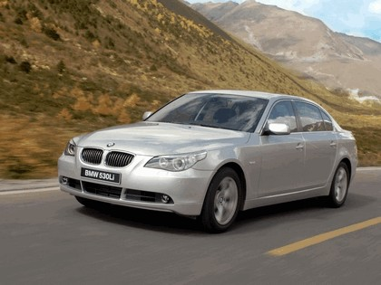 2007 BMW Brilliance 530Li chinese version 14