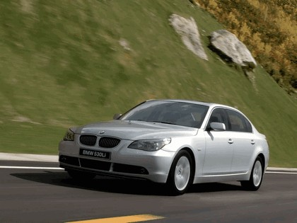 2007 BMW Brilliance 530Li chinese version 15