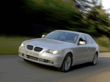 2007 BMW Brilliance 530Li chinese version 16
