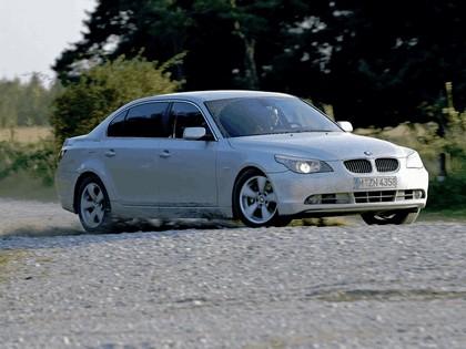 2007 BMW Brilliance 530Li chinese version 17