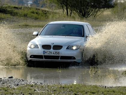 2007 BMW Brilliance 530Li chinese version 18