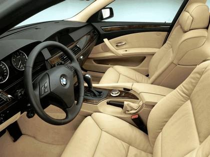 2007 BMW Brilliance 530Li chinese version 23