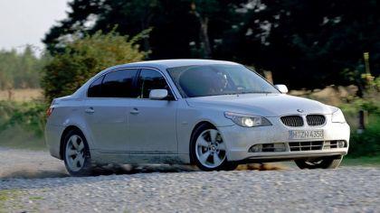 2007 BMW Brilliance 530Li chinese version 8
