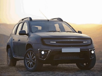 2013 Dacia Duster by DC Design 1