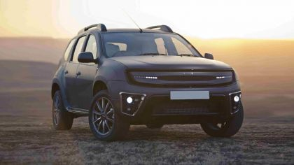 2013 Dacia Duster by DC Design 7