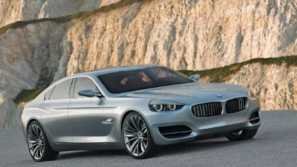 2007 BMW CS concept 7