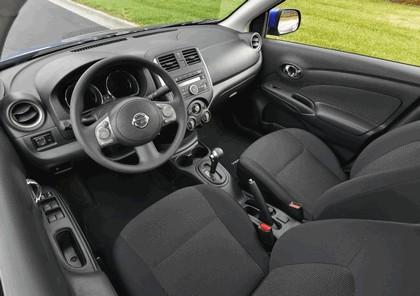 2014 Nissan Versa sedan 10