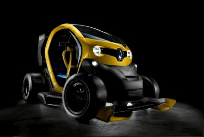 2013 Renault Twizy F1 concept 1