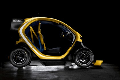 2013 Renault Twizy F1 concept 2