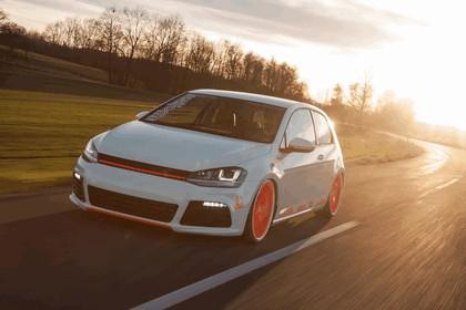 2013 Volkswagen Golf ( VII ) Light Tron by Low Car Scene 1
