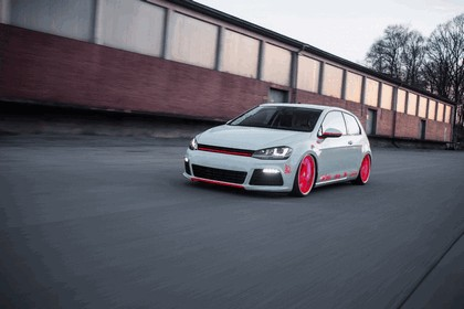 2013 Volkswagen Golf ( VII ) Light Tron by Low Car Scene 3