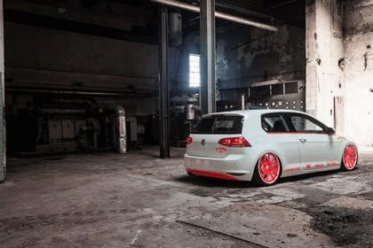 2013 Volkswagen Golf ( VII ) Light Tron by Low Car Scene 7
