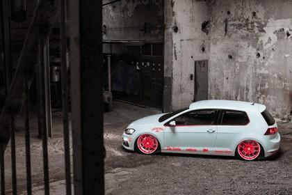 2013 Volkswagen Golf ( VII ) Light Tron by Low Car Scene 9