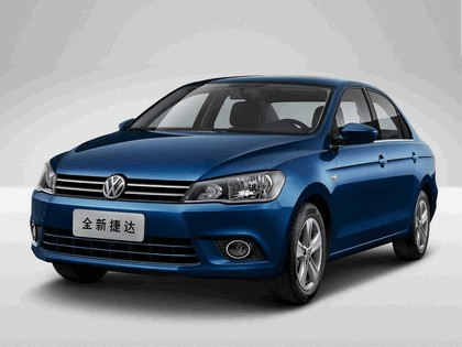 2013 Volkswagen Jetta - China version 1