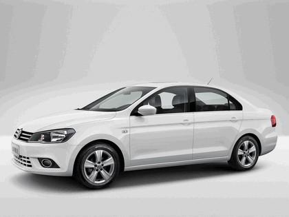 2013 Volkswagen Jetta - China version 2