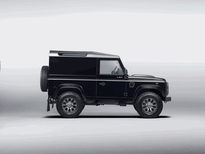 2013 Land Rover Defender 90 Hard Top LXV Special Edition 2