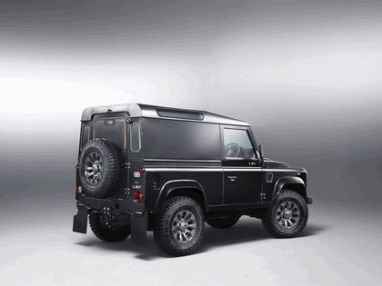 2013 Land Rover Defender 90 Hard Top LXV Special Edition 3