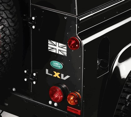 2013 Land Rover Defender 90 Hard Top LXV Special Edition 7