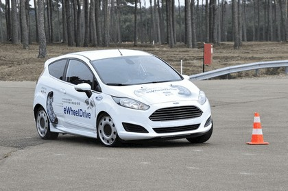 2013 Ford Fiesta eWheelDrive 1