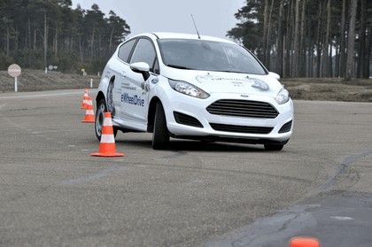 2013 Ford Fiesta eWheelDrive 2