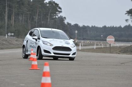 2013 Ford Fiesta eWheelDrive 3