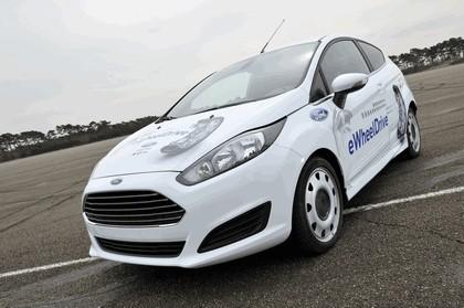 2013 Ford Fiesta eWheelDrive 7