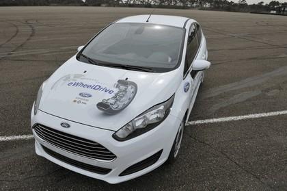 2013 Ford Fiesta eWheelDrive 8
