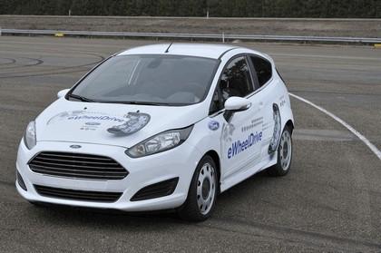 2013 Ford Fiesta eWheelDrive 11