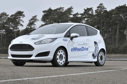 2013 Ford Fiesta eWheelDrive 12