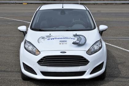2013 Ford Fiesta eWheelDrive 13