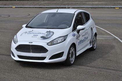 2013 Ford Fiesta eWheelDrive 14