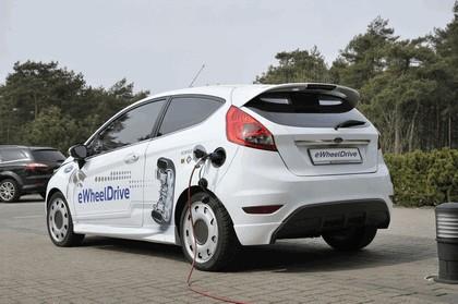 2013 Ford Fiesta eWheelDrive 15