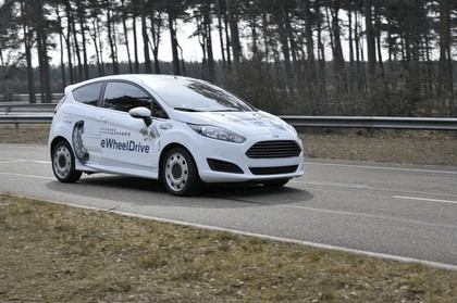 2013 Ford Fiesta eWheelDrive 16