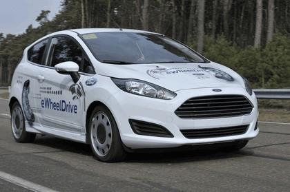 2013 Ford Fiesta eWheelDrive 17