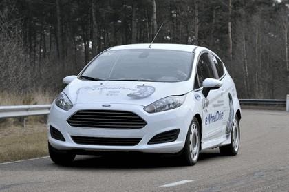 2013 Ford Fiesta eWheelDrive 19