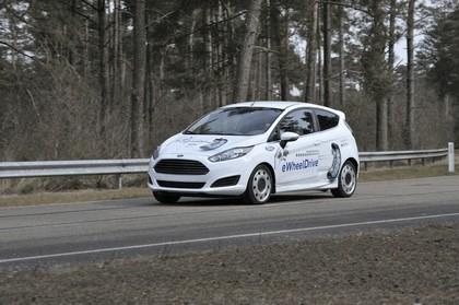 2013 Ford Fiesta eWheelDrive 20