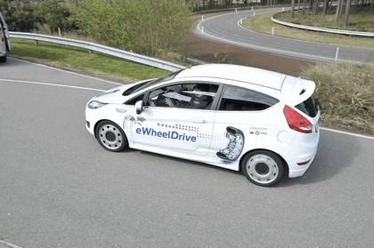 2013 Ford Fiesta eWheelDrive 24