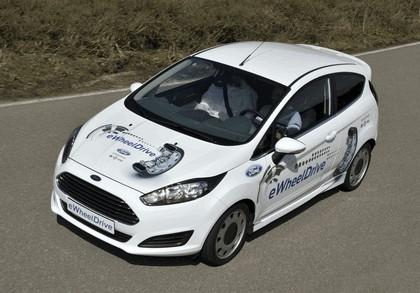 2013 Ford Fiesta eWheelDrive 32