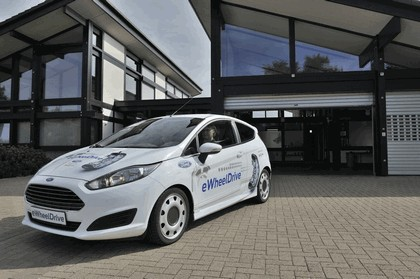 2013 Ford Fiesta eWheelDrive 34