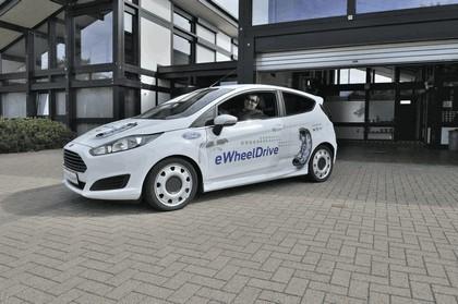 2013 Ford Fiesta eWheelDrive 35