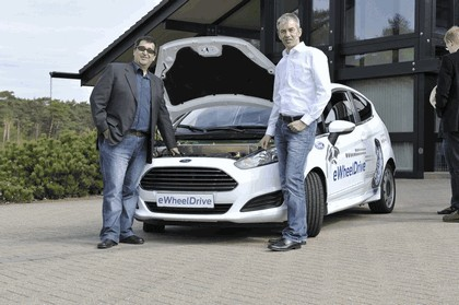 2013 Ford Fiesta eWheelDrive 40