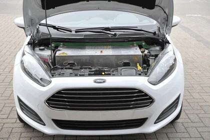 2013 Ford Fiesta eWheelDrive 48