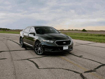 2013 Ford Taurus SHO by Hennessey 1