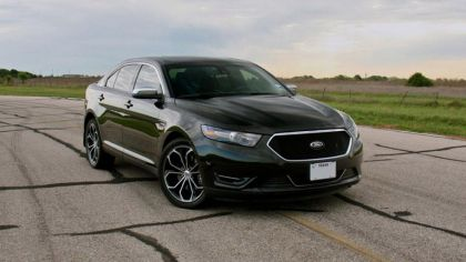 2013 Ford Taurus SHO by Hennessey 7