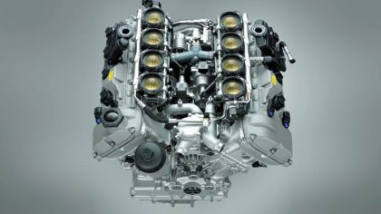2007 BMW M3 ( E92 ) engine 5