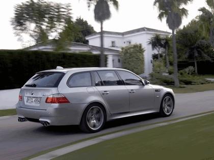 2007 BMW M5 touring 4