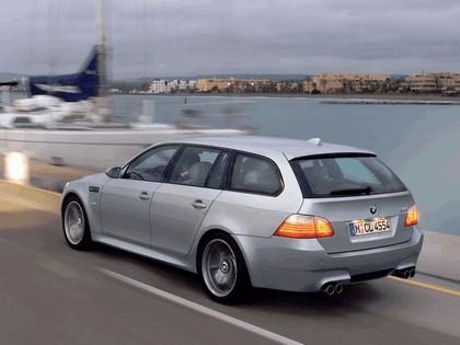 2007 BMW M5 touring 7