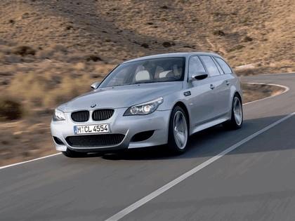 2007 BMW M5 touring 8