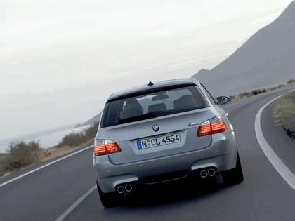 2007 BMW M5 touring 12