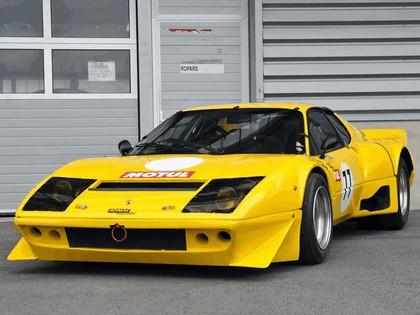 1977 Ferrari 365 GT4 BB Competizione 1